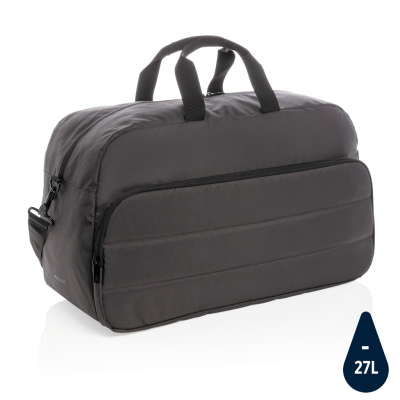 Picture of IMPACT AWARE™ RPET WEEKEND DUFFLE in Black