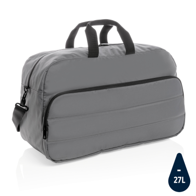 Picture of IMPACT AWARE™ RPET WEEKEND DUFFLE in Anthracite Grey