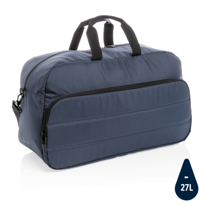 Picture of IMPACT AWARE™ RPET WEEKEND DUFFLE in Navy