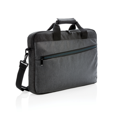 Picture of 900D LAPTOP BAG PVC FREE in Black