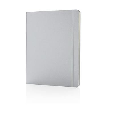 Picture of STANDARD B5 NOTE BOOK HARDCOVER XL in Silver