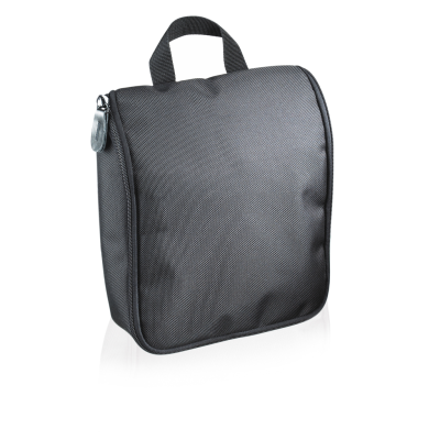 Picture of EXECUTIVE COSMETICS BAG PVC FREE in Black