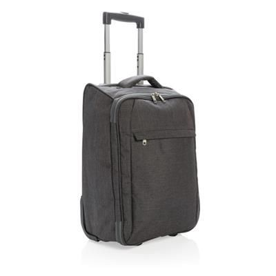 Picture of TWO TONE FOLDING TROLLEY in Anthracite Grey