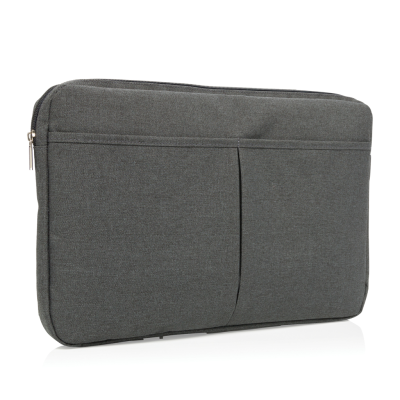 Picture of LAPTOP SLEEVE 15 INCH PVC FREE in Anthracite Grey