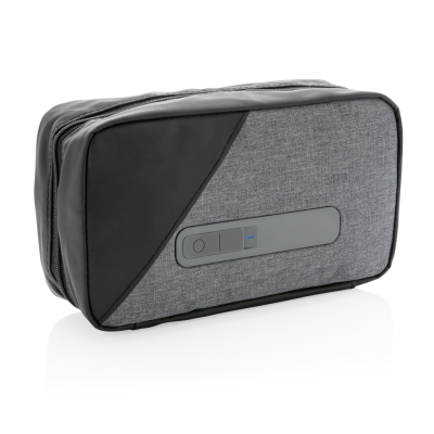Picture of PORTABLE UV-C STERILIZER POUCH with Integrated Battery in Grey