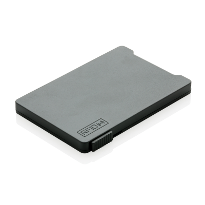 Picture of MULTIPLE CARDHOLDER with Rfid Anti-Skimming in Black