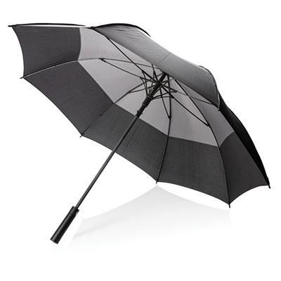 Picture of 27 INCH AUTO OPEN DUO COLOUR STORM PROOF UMBRELLA