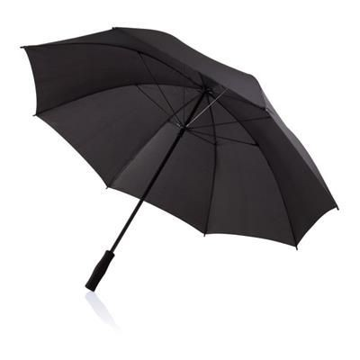 Picture of DELUXE 30 INCH STORM UMBRELLA in Black