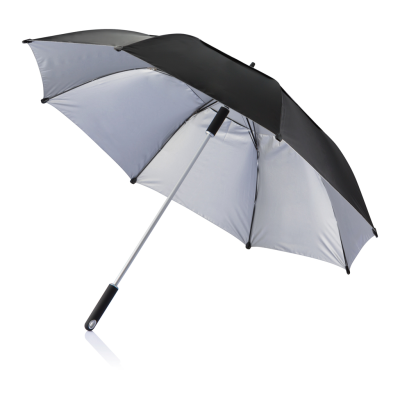 Picture of 27 INCH HURRICANE STORM UMBRELLA in Black