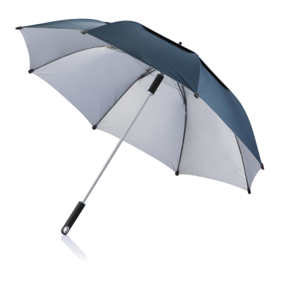 Picture of 27 INCH HURRICANE STORM UMBRELLA in Blue