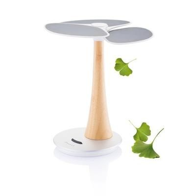 Picture of GINKGO SOLAR TREE in White