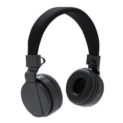 Picture of FOLDING BLUETOOTH HEADPHONES