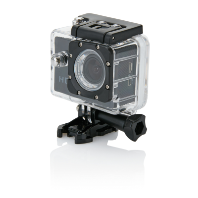 Picture of ACTION CAMERA INC 11 ACCESSORIES in Black