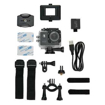 Picture of ACTION CAMERA with 11 Accessories
