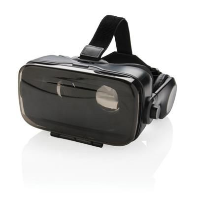 Picture of VR GLASSES with Integrated Headphones in Black