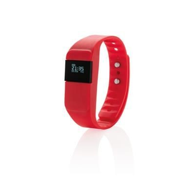 Picture of ACTIVITY TRACKER KEEP FIT in Red