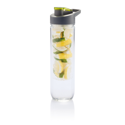 Picture of WATER BOTTLE with Infuser in Green