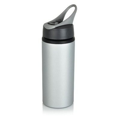 Picture of ALUMINIUM METAL SPORTS BOTTLE in Silver