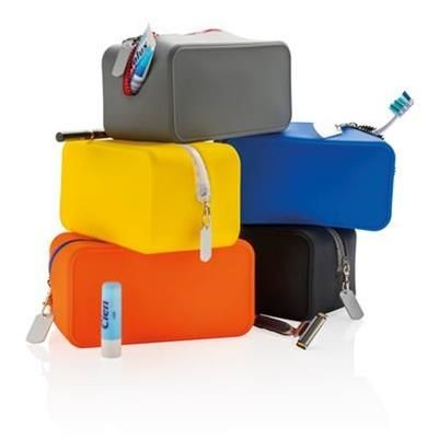 Picture of SILICON TOILETRY BAG