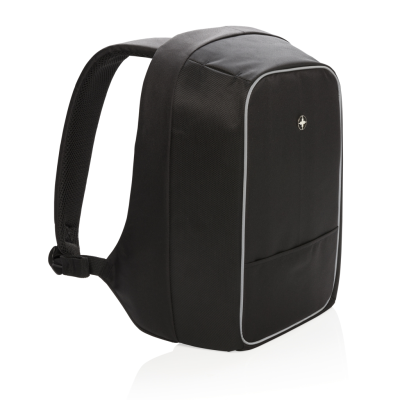 Picture of SWISS PEAK ANTI-THEFT 15 INCH LAPTOP BACKPACK RUCKSACK