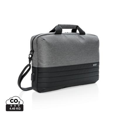 Picture of SWISS PEAK RFID 15 INCH LAPTOP BAG
