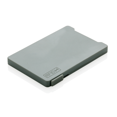 Picture of MULTIPLE CARDHOLDER with Rfid Anti-Skimming in Grey
