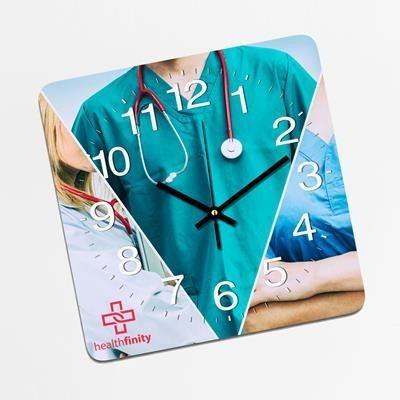 Picture of FOAMEX WALL CLOCK