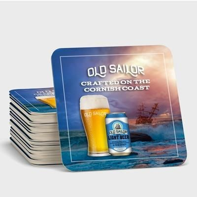 Picture of PAPER LAMINATED BEER MAT