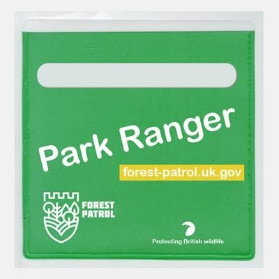 Picture of SQUARE PERMIT HOLDER