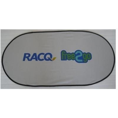 Picture of WINDSCREEN CAR SHADE OVAL POPUP