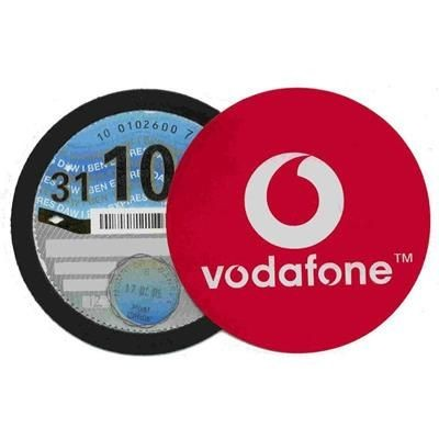 Picture of MAGNETIC PAPER TAX ROUND DISC HOLDER