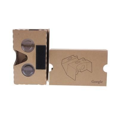 Picture of GOOGLE CARDBOARD CARD VIRTUAL REALITY GLASSES V2