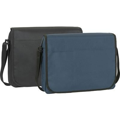 Picture of WHITFIELD R-PET MESSENGER BUSINESS BAG GROUP