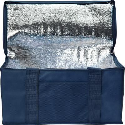 Picture of RAINHAM 12 CAN COOLER BAG in Navy
