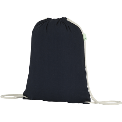 Picture of SEABROOK ECO RECYCLED DRAWSTRING BAG