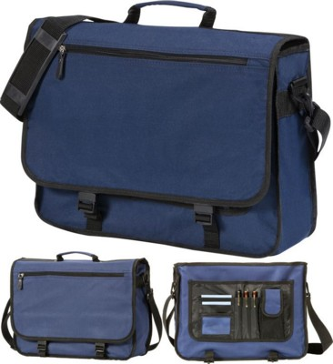 Picture of DOVER MEETING BUSINESS BAG in Navy Blue