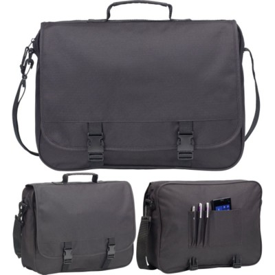 Picture of HIGHAM BUSINESS BAG in Black