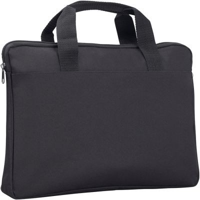 Picture of SANDWICH DOCUMENT BAG in Black