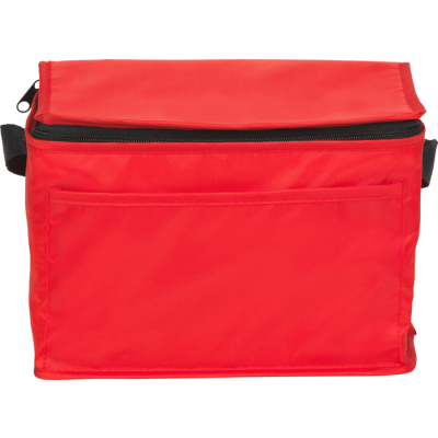 Picture of TONBRIDGE 6 CAN COOLER in Red