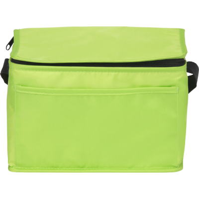 Picture of TONBRIDGE 6 CAN COOLER in Green Lime