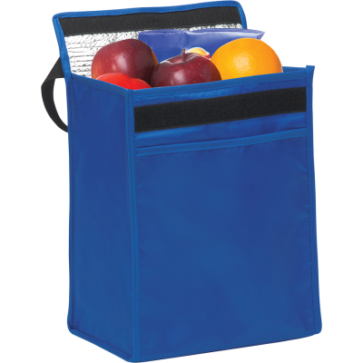 Picture of TONBRIDGE LUNCH COOLER BAG in Blue Royal