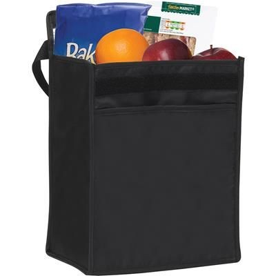 Picture of TONBRIDGE LUNCH COOLER BAG in Black