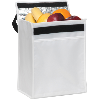 Picture of TONBRIDGE LUNCH COOL BAG in White