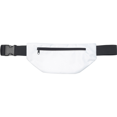 Picture of WALMER BELT BUM BAG in White