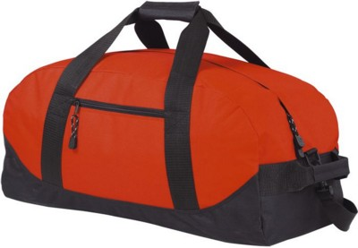 Picture of HEVER SPORTS BAG HOLDALL in Black & Red