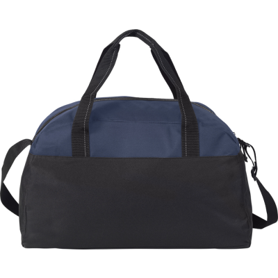 Picture of BENENDEN SPORTS BAG HOLDALL in Navy Blue & Black