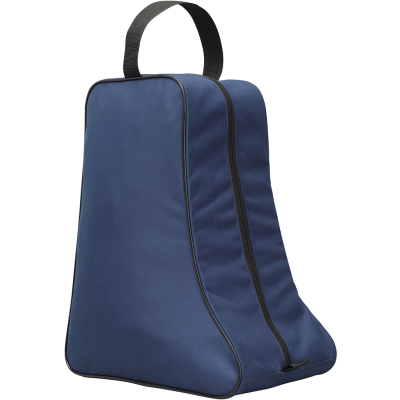 Picture of BARHAM WELLIE BOOT BAG in Navy-black