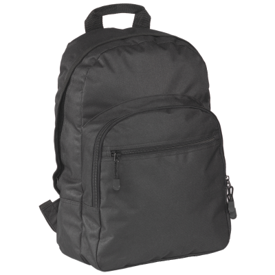 Picture of HALSTEAD BACKPACK RUCKSACK in Black