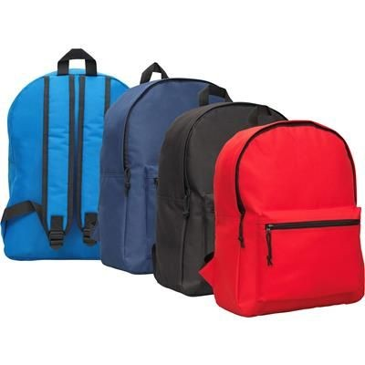 Picture of WYE PROMO BACKPACK RUCKSACK GROUP in Various