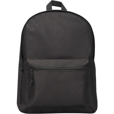 Picture of WYE PROMO BACKPACK RUCKSACK in Black